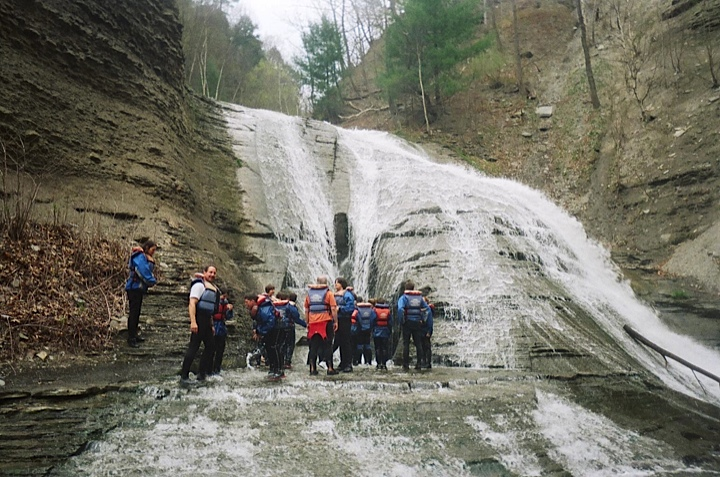 Whitewater Rafting, Genesee River